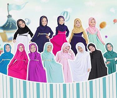 Jual Baju Muslim Gamis Bajuyuli